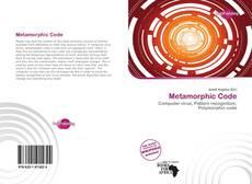 Metamorphic Code的封面