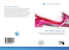 Bookcover of 2011 WDF World Cup