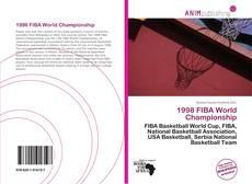 Portada del libro de 1998 FIBA World Championship