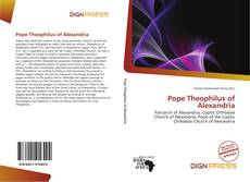 Bookcover of Pope Theophilus of Alexandria