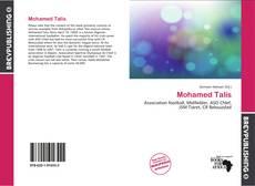 Mohamed Talis的封面