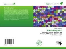 Bookcover of Rabie Belgherri