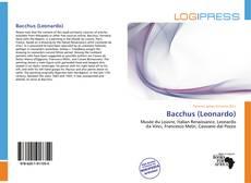 Portada del libro de Bacchus (Leonardo)