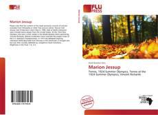 Capa do livro de Marion Jessup
