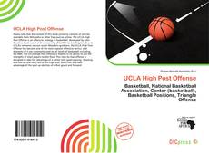 Обложка UCLA High Post Offense