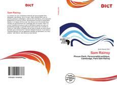 Capa do livro de Sam Rainsy