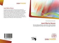 José Maria Neves kitap kapağı