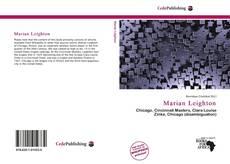 Copertina di Marian Leighton