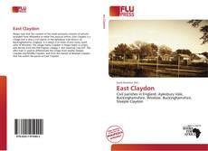 Portada del libro de East Claydon