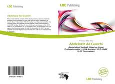 Bookcover of Abdelaziz Ali Guechi