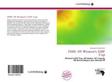 Bookcover of 2008–09 Women's EHF Cup