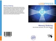 Bookcover of Memory Ordering