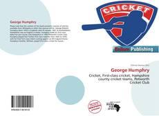 George Humphry kitap kapağı