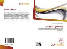 Обложка Mogens Lykketoft