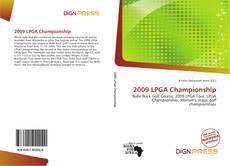 2009 LPGA Championship kitap kapağı