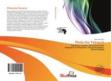Buchcover von Philip the Tetrarch