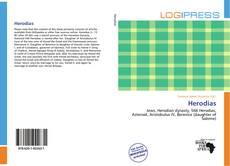 Bookcover of Herodias