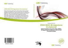 Обложка 2009 WGC-Bridgestone Invitational