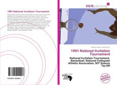 Bookcover of 1991 National Invitation Tournament