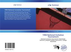 1994 National Invitation Tournament kitap kapağı