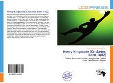 Обложка Henry Kingscote (Cricketer, born 1802)