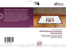 2004 National Invitation Tournament kitap kapağı