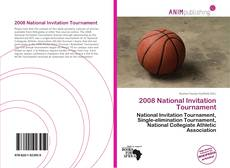 2008 National Invitation Tournament kitap kapağı