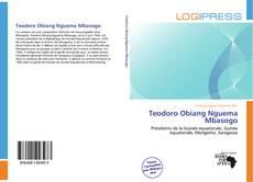 Bookcover of Teodoro Obiang Nguema Mbasogo
