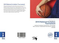 Обложка 2010 National Invitation Tournament
