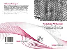 Bookcover of Abdulaziz Al-Muqbali