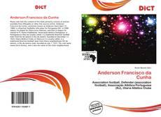 Capa do livro de Anderson Francisco da Cunha