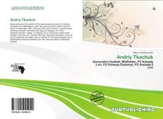 Buchcover von Andriy Tkachuk