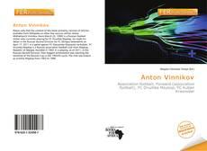Capa do livro de Anton Vinnikov