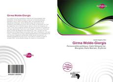 Copertina di Girma Wolde-Giorgis