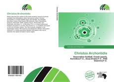 Portada del libro de Christos Archontidis