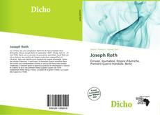 Bookcover of Joseph Roth