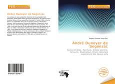 Couverture de André Dunoyer de Segonzac