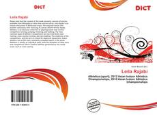 Bookcover of Leila Rajabi