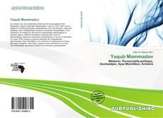 Bookcover of Yaqub Mammadov