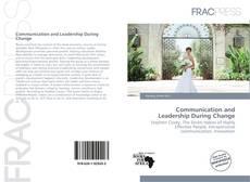 Capa do livro de Communication and Leadership During Change