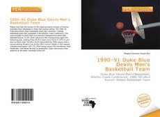 Copertina di 1990–91 Duke Blue Devils Men's Basketball Team