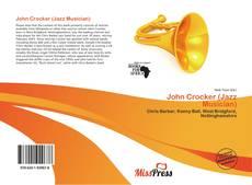 Couverture de John Crocker (Jazz Musician)