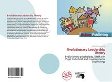 Portada del libro de Evolutionary Leadership Theory