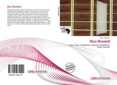 Bookcover of Don Rendell