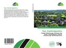 Bookcover of Eye, Cambridgeshire