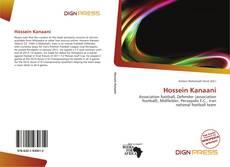 Hossein Kanaani kitap kapağı