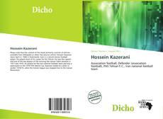 Hossein Kazerani kitap kapağı