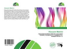 Hossein Mahini kitap kapağı