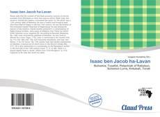 Обложка Isaac ben Jacob ha-Lavan