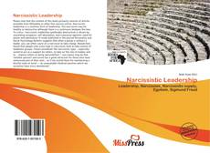 Buchcover von Narcissistic Leadership